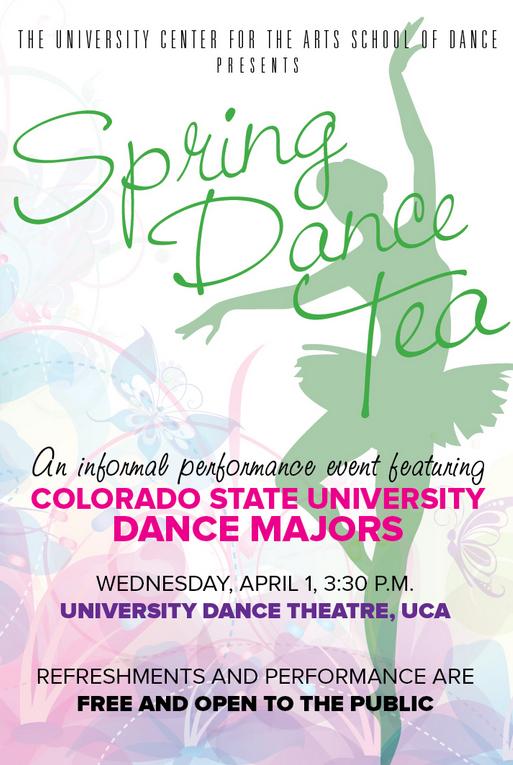 Spring Dance tea