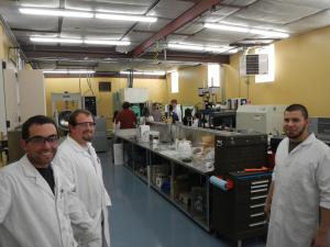 Troy's lab