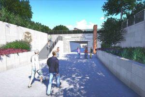underpass rendering