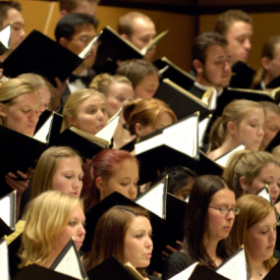 University choirs join forces to put on diverse concert