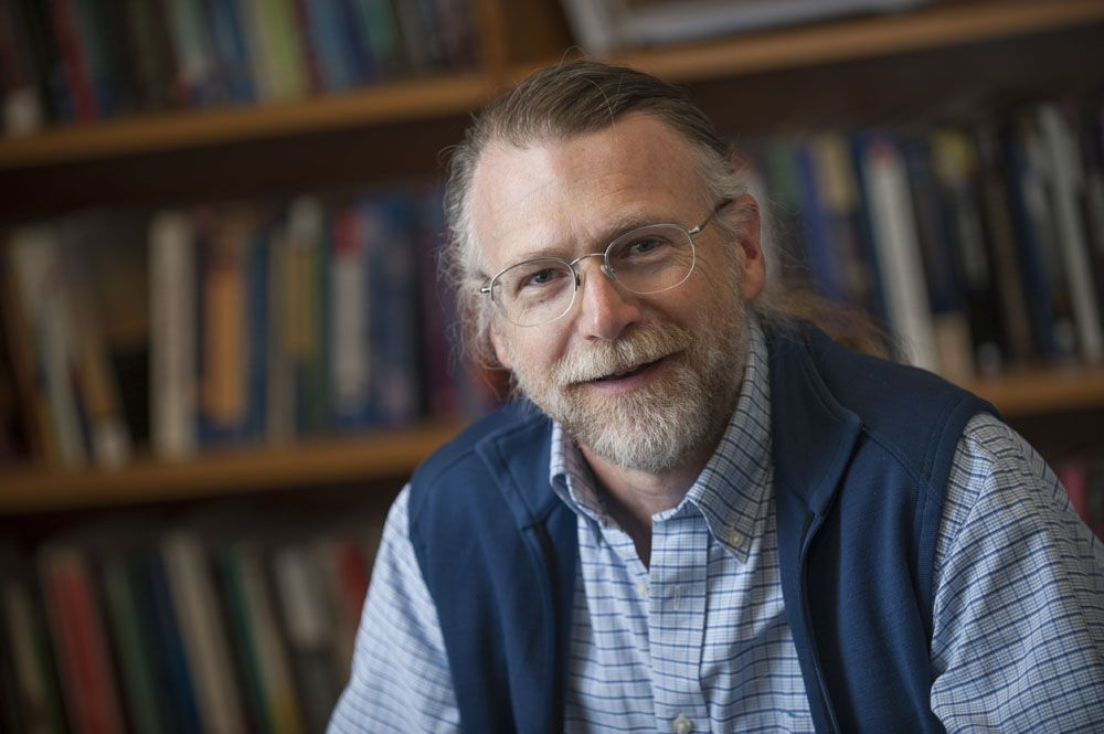 Mark Fiege. MSU photo by Kelly Gorham