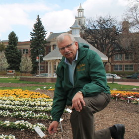 Celebrate! 35 years at CSU: James Klett