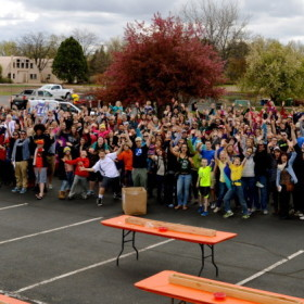 Stuff 'n Mallows sets unofficial s'mores world record
