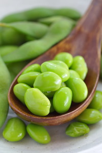 photo of soy beans