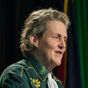 Grandin: The world needs all kinds of minds