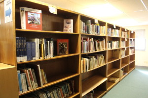 The Native American section of the Ute Mountain Ute library is growing, thanks to CSU.