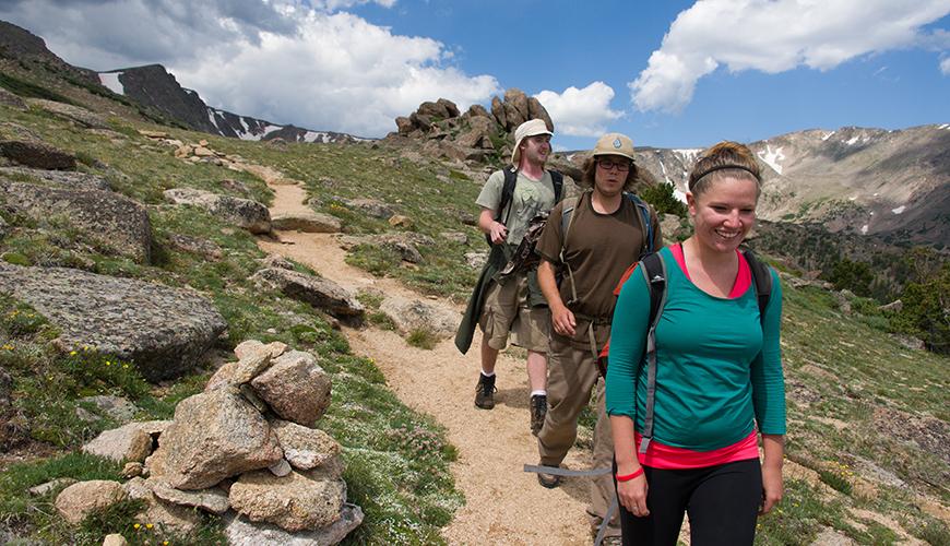 Colorado State University Pingree Park Experience