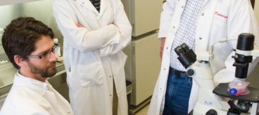 Team lands NIH funds to examine tuberculosis and metabolism