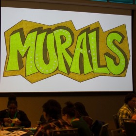 MURALS winners show creativity and leadership