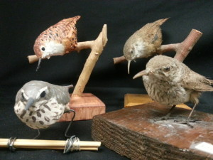 Bird Decoys 2
