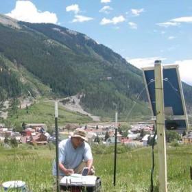 Geoscientists explore origins of Mackenzie Mountains