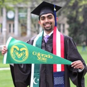 First INTO CSU Undergraduate Pathway grad