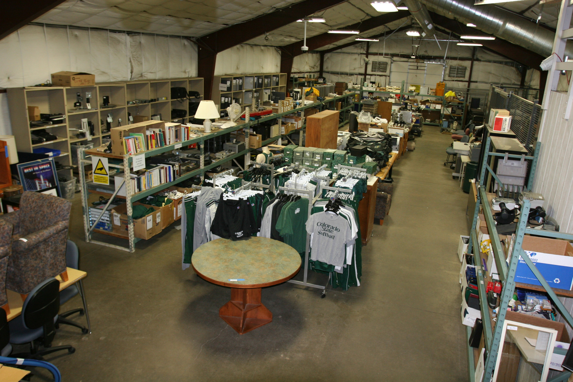 Army Surplus Clothing Store