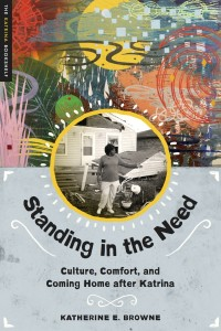 Standing in the Need _front cover