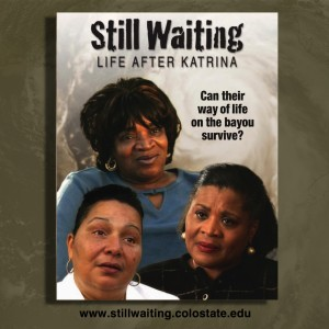 Browne has produced a video about her 2007 documentary, Still Waiting.