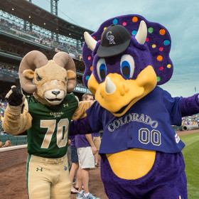 Rams, Rockies: Perfect double-play combination