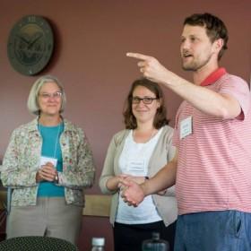 Center for Public Deliberation hosts Kettering Learning Exchange