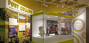 In the Smithsonian Institute's exhibition, Fort Collins represented clean energy development in the 21st century.