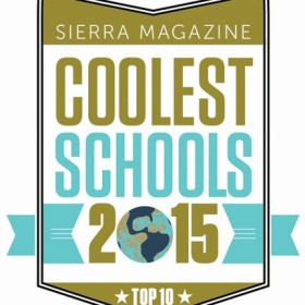 CSU among top five in Sierra magazine's Coolest Schools green ranking