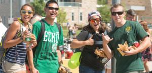 Rocky Mountain Showdown Pep Rally - Grill the Buffs by ASCSU