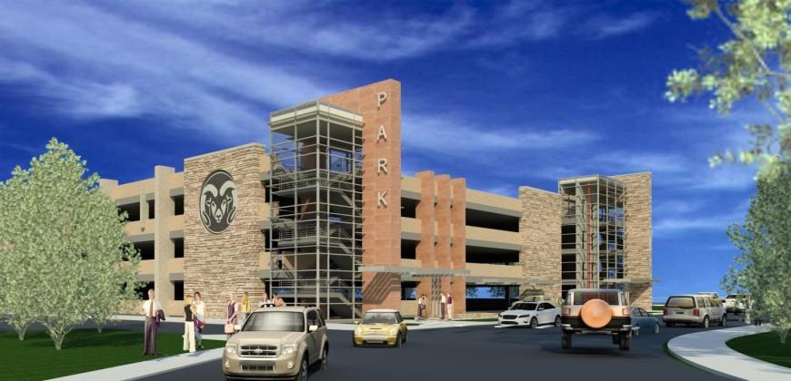 south college parking garage final