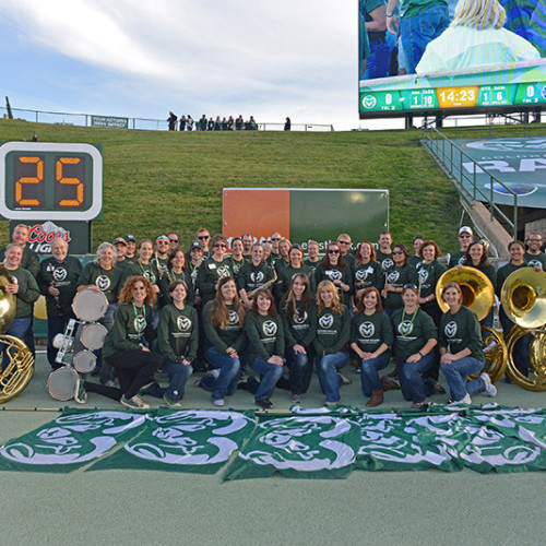 Annual CSU Alumni Band reunion set for Homecoming