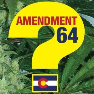 Questin mark graphic Amendment 64
