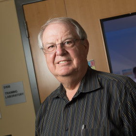 Biosafety director earns acclaim for securing research pathogens