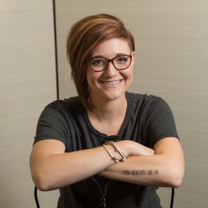 Karissa Stolen, Administrative Coordinator for Undergraduate Programs, College of Business, Colorado State University, August 10, 2015