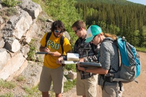 CSU Geoscientists to explore the origins of the Mackenzie Mountains