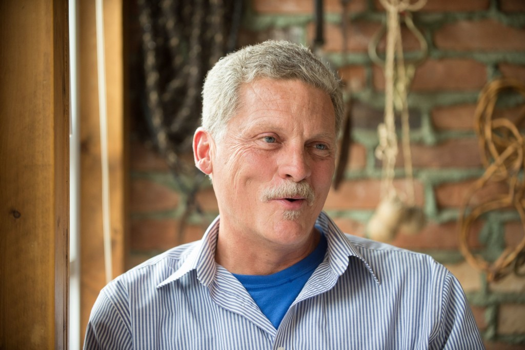 Craig Mulineaux is entering the CSU DVM program as a new student at age 57. September 14, 2015