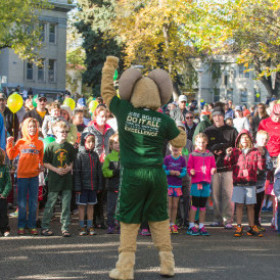 Homecoming 5K turns 35; early-bird registration ends Oct. 9