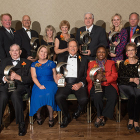 Alumni Association honors 18 with Distinguished Alumni Awards