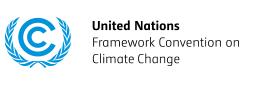 UN Climate Change official seal