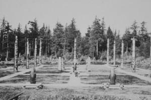 photo of poles