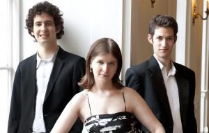photo of trio