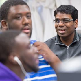 CSU, Los Alamos neutron detection experts train visiting students