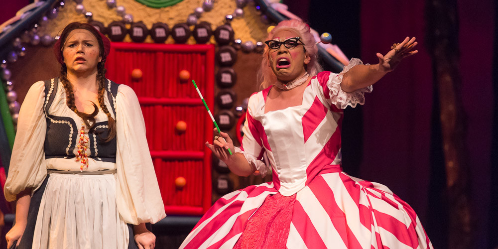 Sugary spectacle: CSU Opera presents 'Hansel and Gretel ...