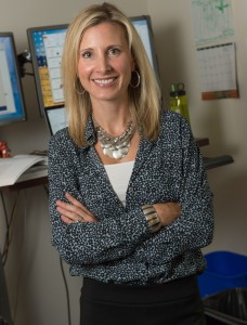 Monfort Professor Kelly Martin