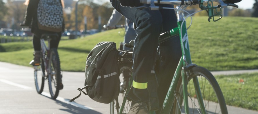 Pedaling to Platinum: CSU named among elite Bike Friendly Universities