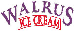 Walrus Ice Cream logo