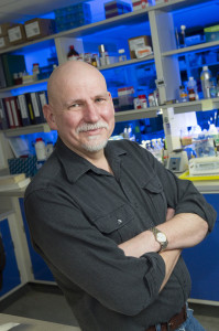 Tuberculosis researcher Dean Crick worked with colleagues in Electrical and Computer Engineering to develop one-of-a-kind cellular imaging technology.