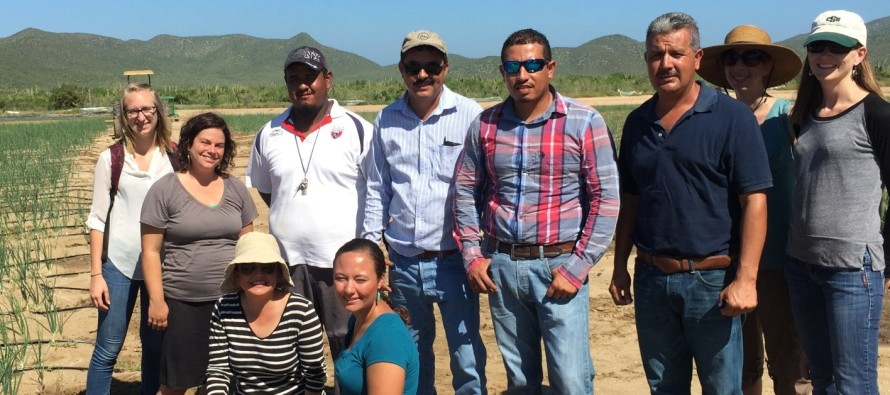 In Todos Santos, students learn new lessons about sustainable agriculture
