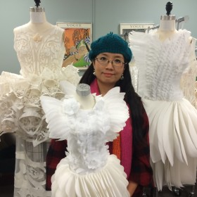Anna Perry lands two international awards for apparel design