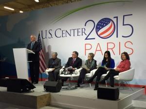 Bill Ritter in Paris COP21