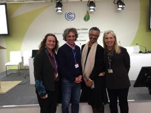 CSU researchers Aspen leaders COP21