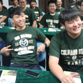 AAU, CSU build on Extension conference in China