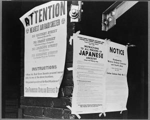 Civilian exclusion