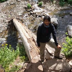 Reina Galvan, Warner College of Natural Resources
