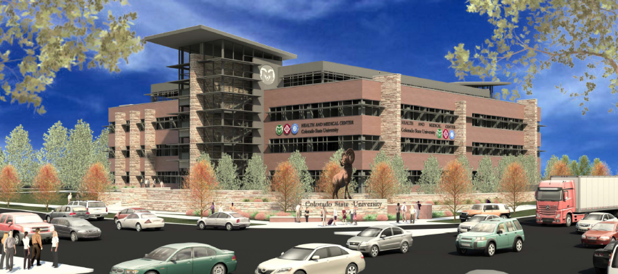 New health, medical center planned as gateway to campus